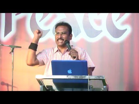 Peace conference ongole 2015 Evangelist Edward william part 1