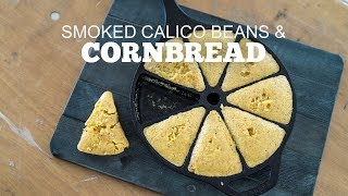 Calico Beans And Cornbread