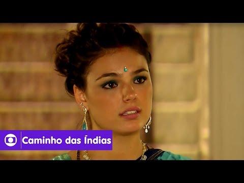 Caminho das Índias: capítulo 130 da novela, sexta, 22 de janeiro, na Globo