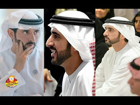 Sheikh Hamdan Attends Arab Media Forum in Dubai