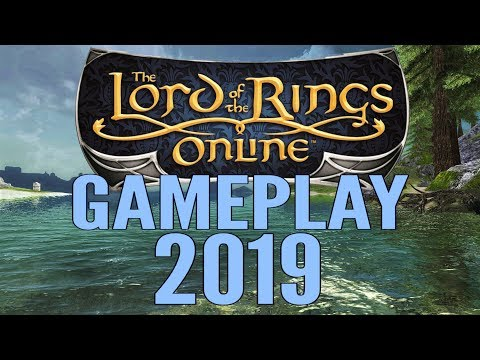 Lord of the Rings Online (LOTRO) Gameplay 2019 – All Classes & Specs