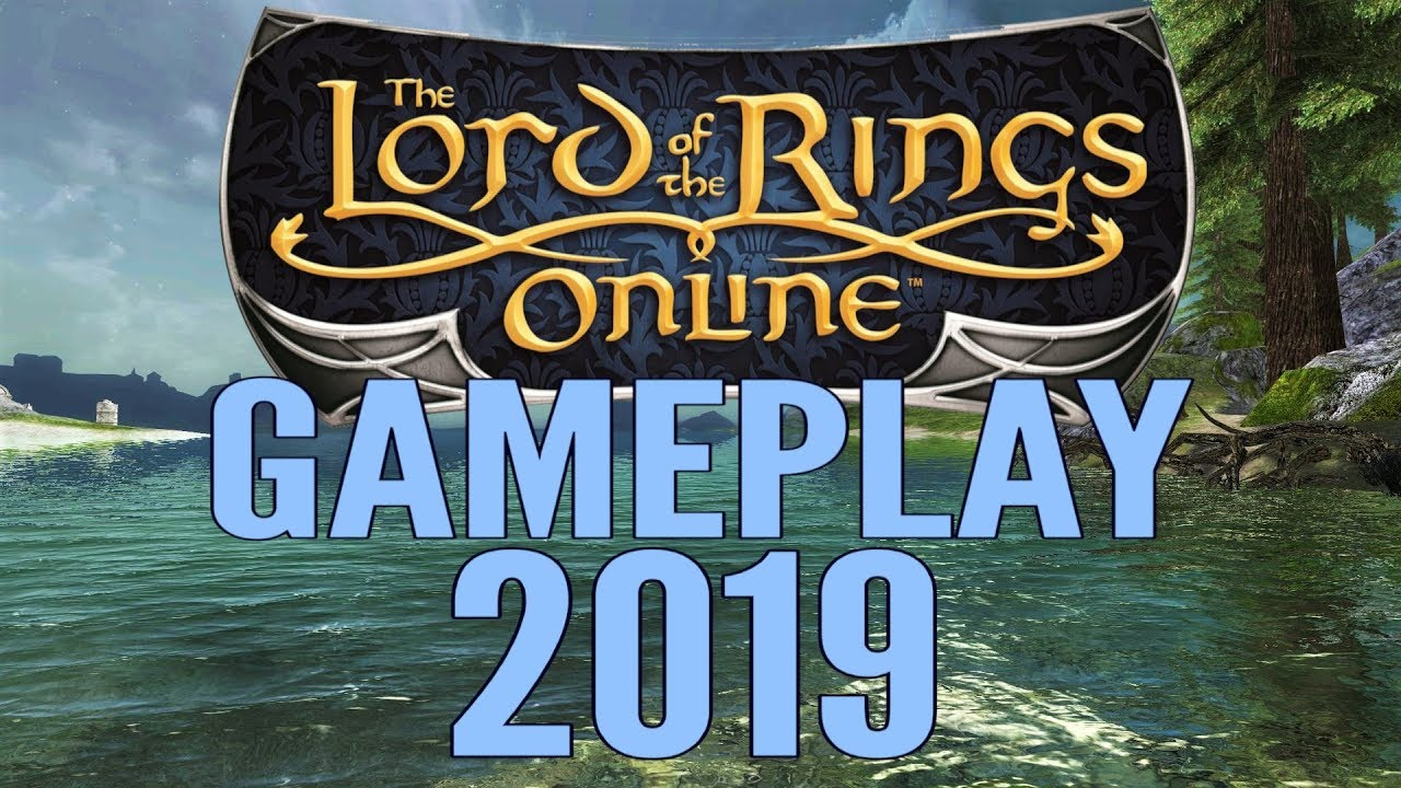 Lord of the Rings Online (LOTRO) Gameplay 2019 - All Classes & Specs