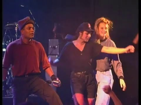 Urban Dance Squad Live in Tivoli 1991