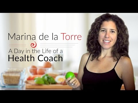 A Day in the Life of a Health Coach: Marina de la Torre