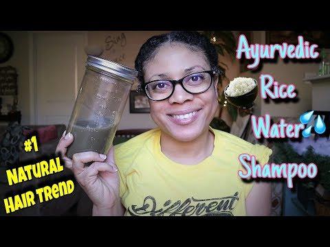 #BEASTMODE Rice Water Shampoo! | Trending Rice Water Videos thumbnail