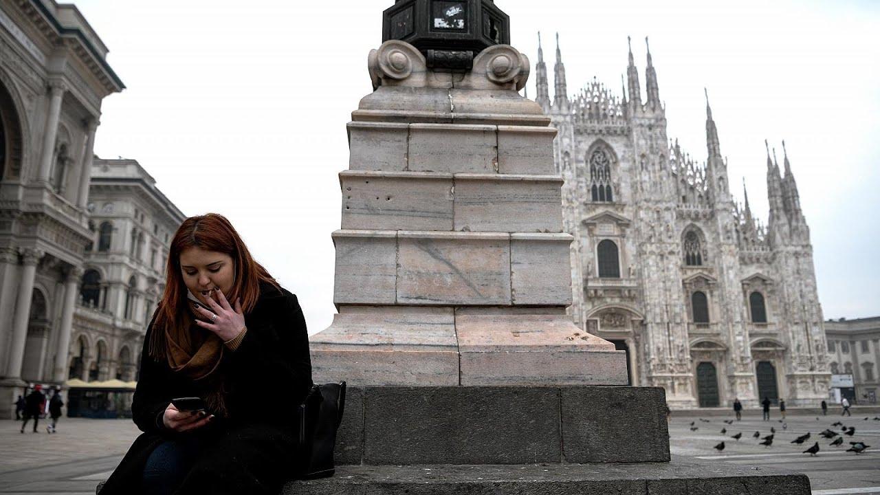 شاهد: ميلانو تمنع التدخين حتى في الهواء الطلق  - نشر قبل 19 ساعة