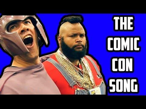 The Comic-Con Song!