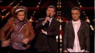 X Factor UK 2013 Live 6 - Sun 17th Nov - SINGOFF