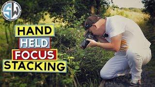 HandHeld Focus Stacking in Macro Photography