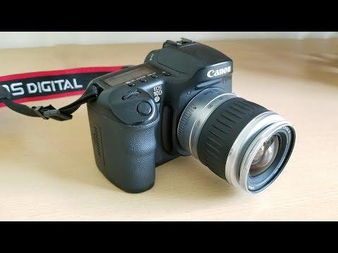 Trong Tay Có 1 - 2 Triệu Thì Nên Săn Lùng Máy ảnh Canon EOS 10D Huyền Thoại !!!