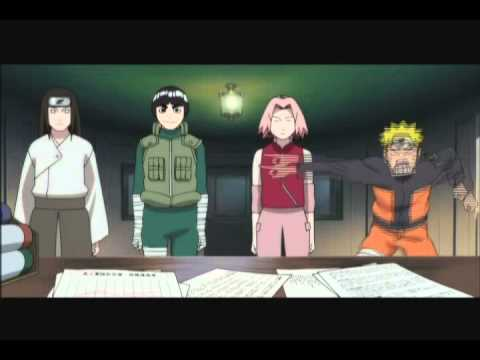 Naruto Shippuden AMV - Heroes Come Back Movie Special