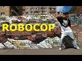 31. Hip-hop Basic Moves/ROBOCOP. Хип-хоп танцы. Базовые шаги.