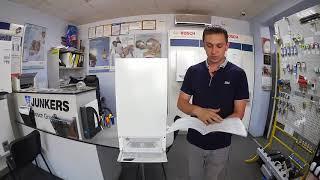 Простой и надежный котел для отопления дома Двухконтурный настенный котел Termet MiniMax 24