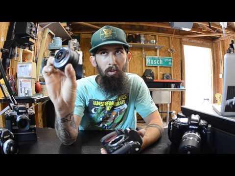 Nikon Lens Buying Guide