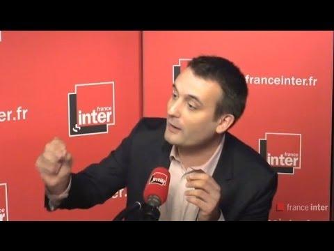 """F. Philippot Clash Cohen sur F-inter """" Arrêtez avec vos questions bêtes """" 23/06 ✶465"""