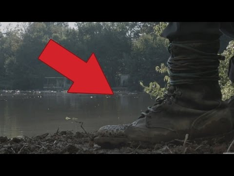 Walking Dead Theory: Who is the Mysterious Boot Wearing Watcher?
