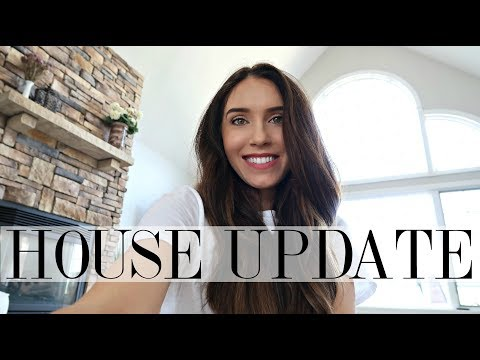 HOUSE UPDATE - New Furniture and Decor!