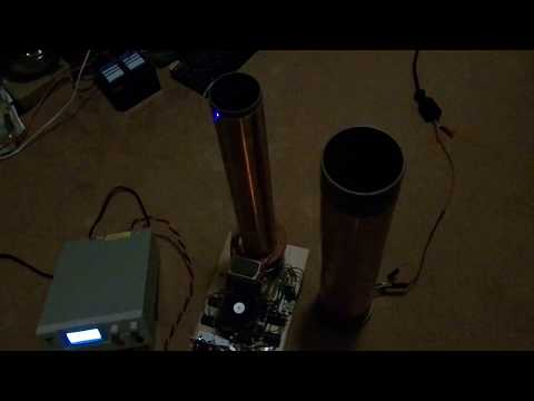 Electro Radiant Energy - Transmitter Receiver Oscillation