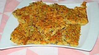 Börek tadında fırında sebzeli mücver tarifi