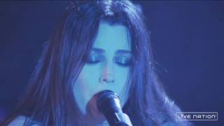 Evanescence - My Heart Is Broken - Live at New York [2016] HD