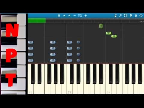 Imagine Dragons - Roots - Piano Tutorial - How to play Roots on piano - Synthesia