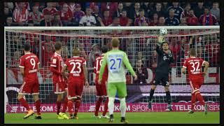 FC Bayern Munchen 2 - 2 Wolfsburg