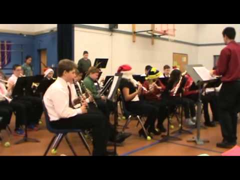 Huron Valley Catholic School 6th Grade Christmas Concert Dec 2014