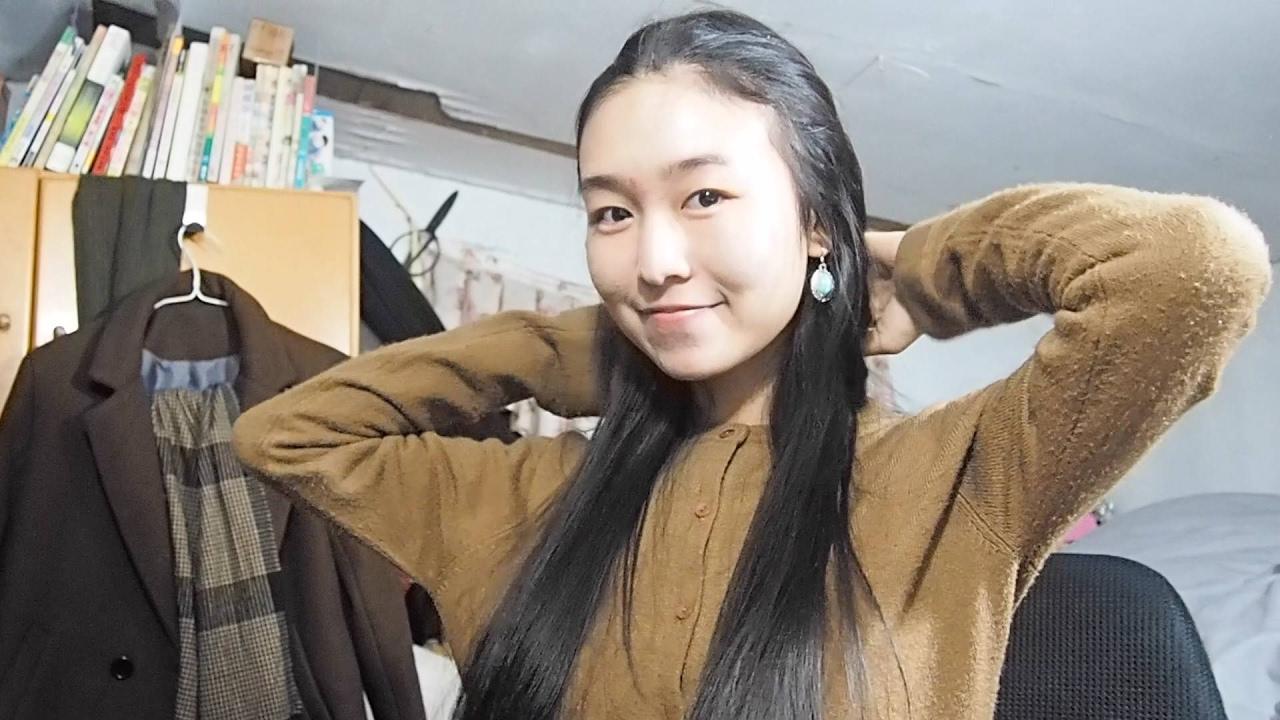 李莉莉:搞笑無臉女秒變優雅——偽高難度髮型 - YouTube