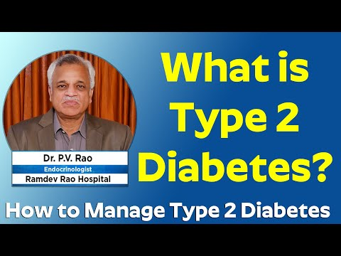 What is Type 2 diabetics? | How to Manage Type 2 Diabetes
