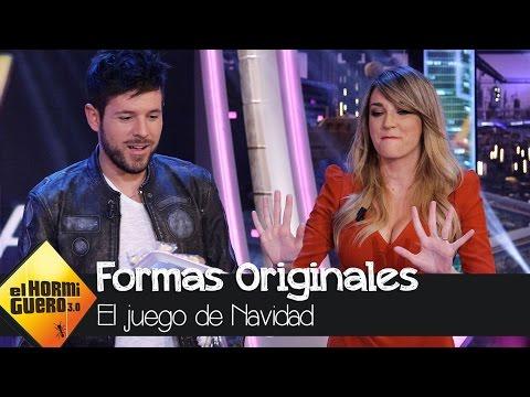 Pablo Alborán y Ava Max juegan con Trancas y Barrancas - El Hormiguero from YouTube · Duration:  6 minutes 56 seconds