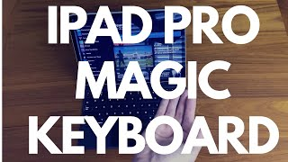 APPLE IPAD PRO MAGIC KEYBOARD REVIEW & TIPS!