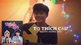 TỚ THÍCH CẬU - HAN SARA - GUITAR hướng dẫn ( guitar tutorial )