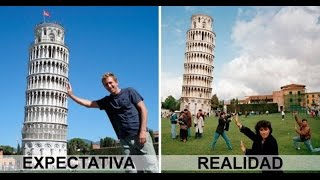 Download Video Expectativa vs realidad de cuando viajas a lugares famosos en vacaciones MP3 3GP MP4