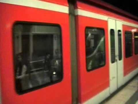 Metro en Munich (U-Bahn)