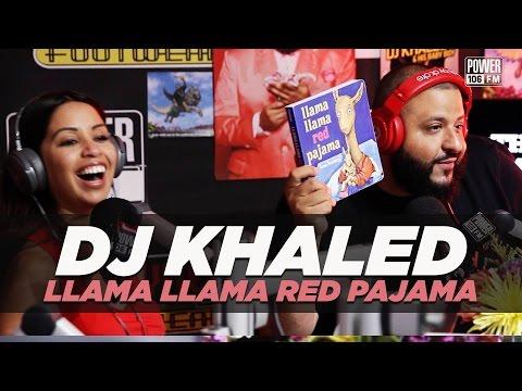 DJ Khaled Llama Llama Red Pajama Freestyle