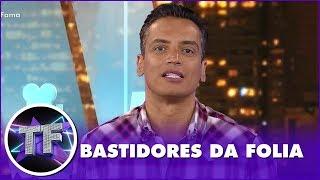 """Baixar Leo Dias, novo contratado da RedeTV!, avisa: """"Preparem-se para o Carnaval"""""""