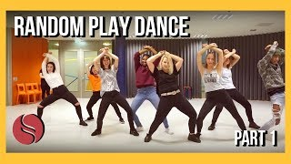 INTRODUCTION! Random Dance Play Part 1 | SYNERGETIC