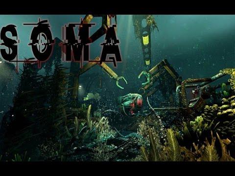 ROBOT KILLER!  SOMA #5