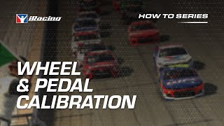 Load cell pedals iracing video