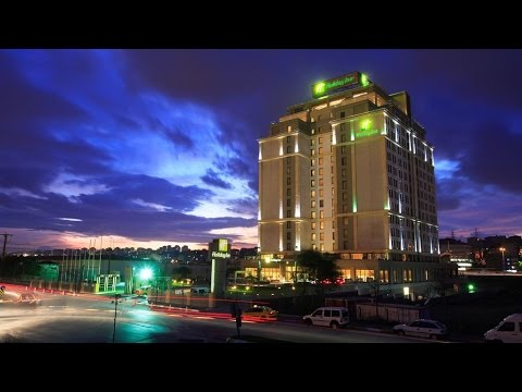 Holiday Inn Istanbul Airport Hotel, Istanbul, Turkey
