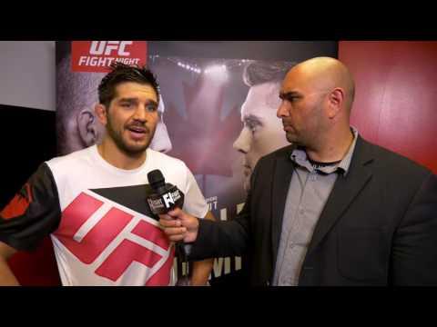 Patrick Côté UFC Fight Night Ottawa Post-Fight Interview