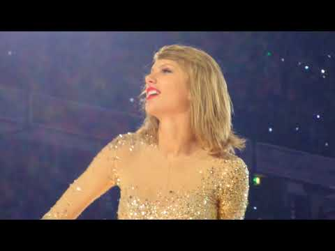 Taylor Swift - Out Of The Woods Manchester 1989 Tour
