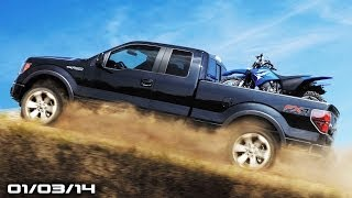 2015 Ford F150, Fiat Buys Chrysler, GM Buying Tesla, New X5/X6M, & Rapid Fire News!