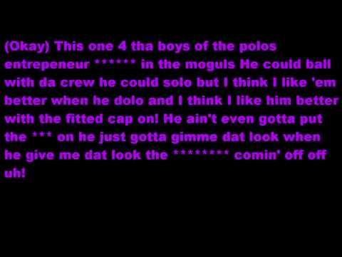 Nicki minaj  super basssuper clean lyrics