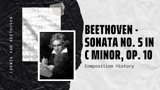 Beethoven - Sonata No. 5 in C Minor, Op. 10 No. 1