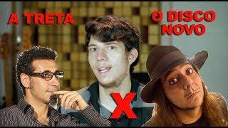 A TRETA E O DISCO NOVO DO SYSTEM OF A DOWN