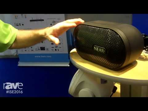 ISE 2016: NEAR Highlights Full Range of Outdoor Speaker Products