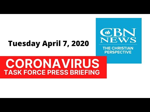 President Trump and the Coronavirus Task Force hold a press briefing