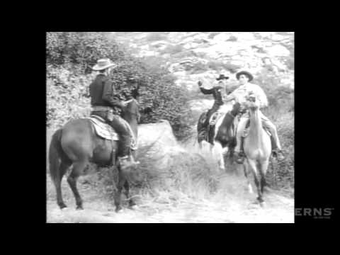 The Range Rider OUTLAW TERRITORY western TV show episode full length