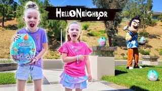 Download Mp3 Trinity And Madison Create New Rainbocorns Series 2 With Tricking Hello Neighbor